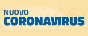 Accedi all'area informazioni su coronavirus